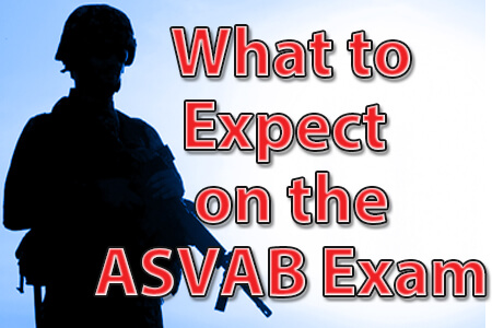 What to Expect on the ASVAB Exam
