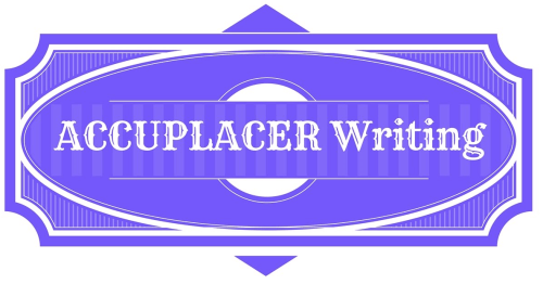 practice test for writing accuplacer score