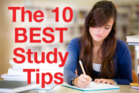 The 10 BEST Study Tips [Report]