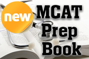 New MCAT Prep Book (2018)