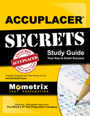 Next-Gen ACCUPLACER Study Guide