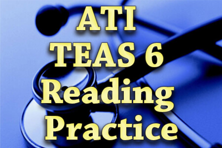ATI TEAS 6 Reading Practice