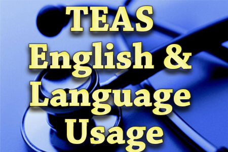 TEAS 6 English and Language Usage