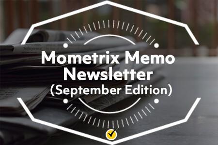 Mometrix Memo Newsletter (September Edition)