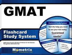 GMAT Flashcards Study System