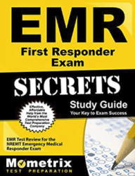 EMR First Responder Exam Secrets Study Guide