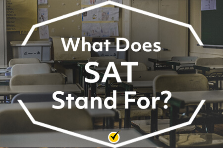 What Does SAT Stand For?