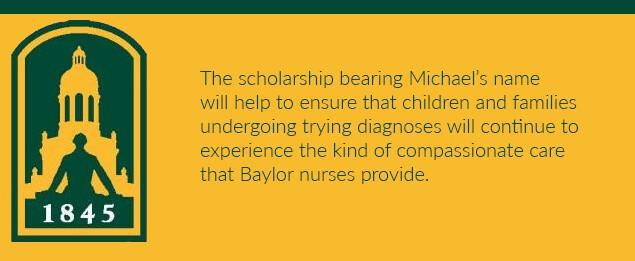 Baylor University: Michael Key Malone Scholarship