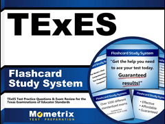 TExES Flashcards Study System