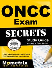 ONCC Exam Secrets Study Guide