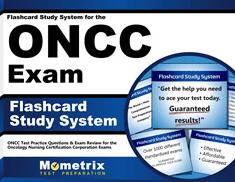 ONCC Exam Flashcards Study System