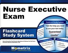 Nurse Executive Exam Flashcards Study System