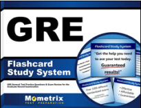 GRE Flashcards Study System