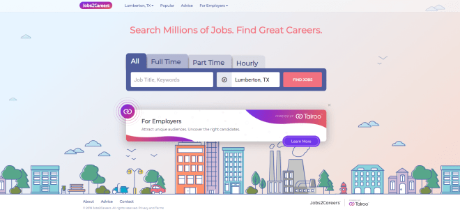Jobs2Careers.com
