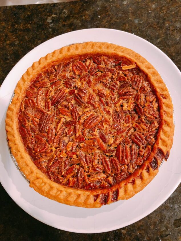 Omaha Steaks Pecan Pie