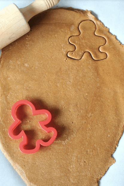 Gluten Free Gingerbread Men Cookie Recipe