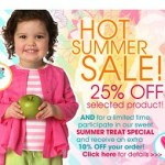 Sponsor Message: Sweet Summer Sale and Special Treats!