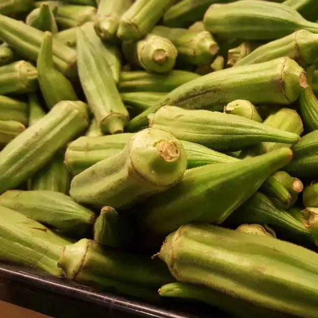how to cook okra sauce (Ila)