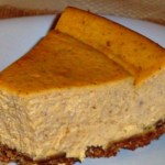 Roasted Sweet Potato Cheesecake Recipe (Dessert a Day 'Til Christmas – Day 3)