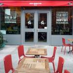 Lunch date at Marcus Samuelsson's Red Rooster Harlem