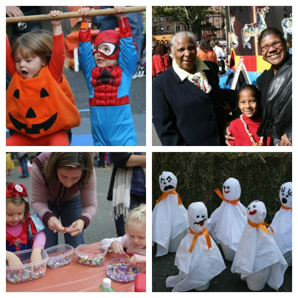 ms 44 playground - Halloween For Kids In Nyc