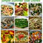 10 Simple Summer Side Dish Recipes (Salads, Slaws & More)