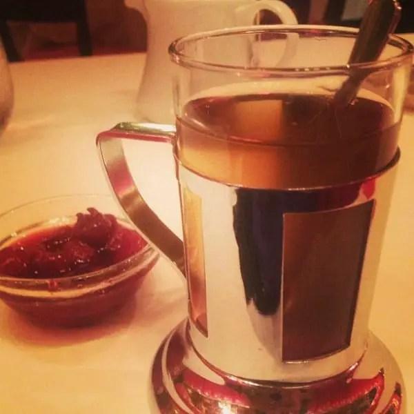 The Russian Tea Room Restaurant Week