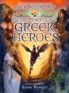 It Was Percy's Birthday BUT You Get the Present!<br> (Percy Jackson's Greek Heroes Giveaway)