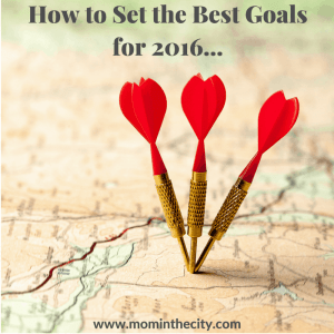 How to Set the Best Goals for 2016