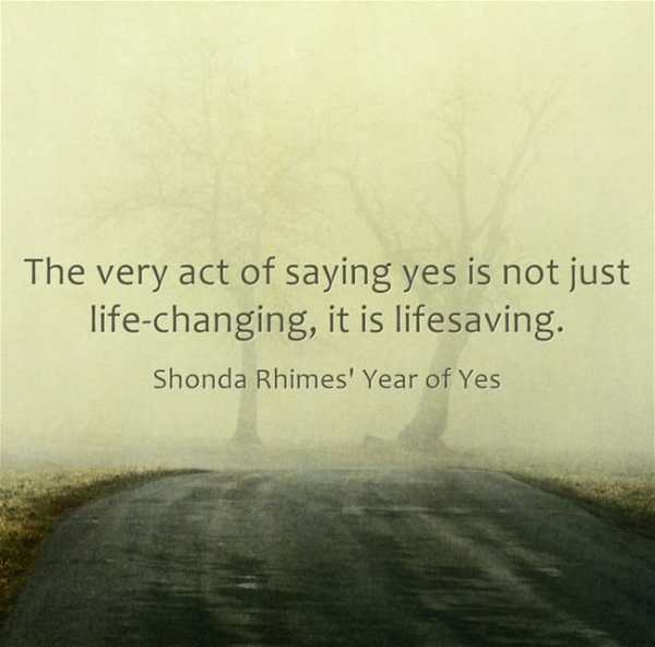 Shonda Rhimes' Year of Yes Book - Quotes, Commentary, Videos & a Giveaway