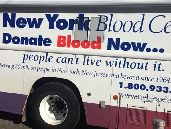 new york blood center bloodmobile