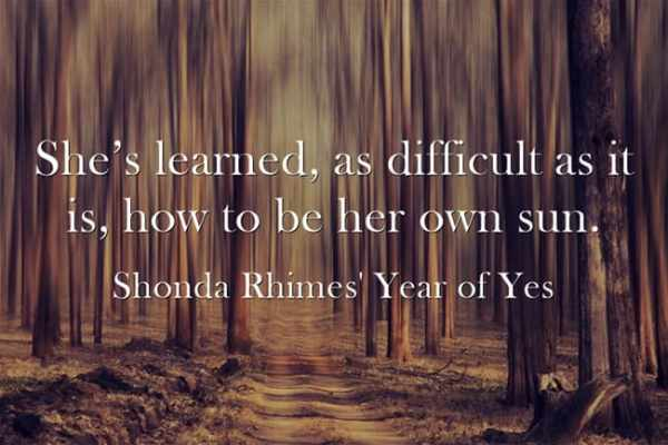 shonda rhimes year of yes book - Quotes, Commentary, Videos & a Giveaway