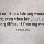 My favorite International Women's Day quote