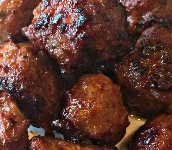 bodrum menu -  merquez (spicy) sausage