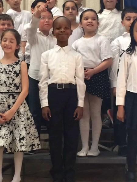 end of school year activities - school concert
