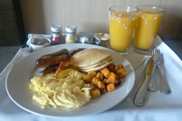 Mount Airy Casino Resort Room Service Breakfast