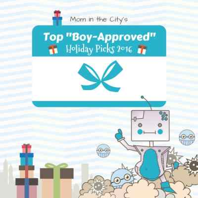 """11 Top """"Boy-Approved"""" Holiday Gift Ideas for Tween Boys 2016"""