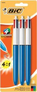 4-color pens