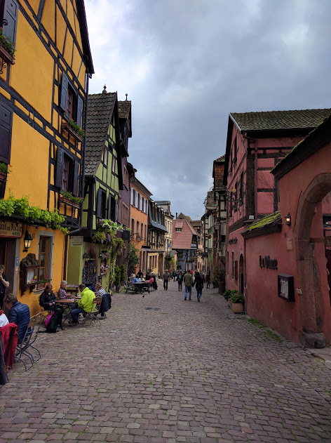 Day Trip to Alsace