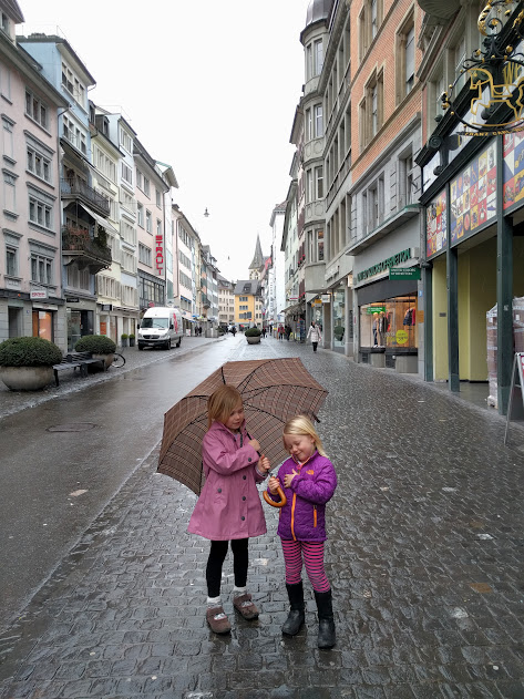 10 Zurich activities our kids love