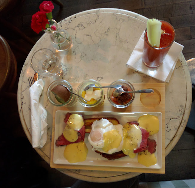 10 Best Brunches In Zurich