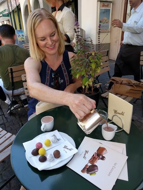 Sweet Zürich Chocolate Tour