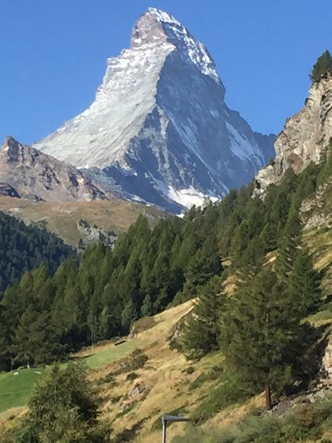 A Summer Weekend In Zermatt Mom In Zurich