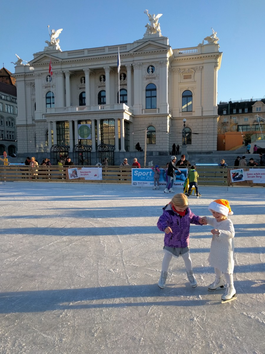 Top 10 Christmas Activities for Families in Zurich