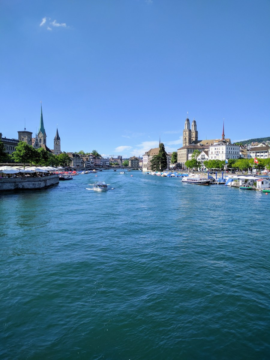 Zürich Summer Bucket List