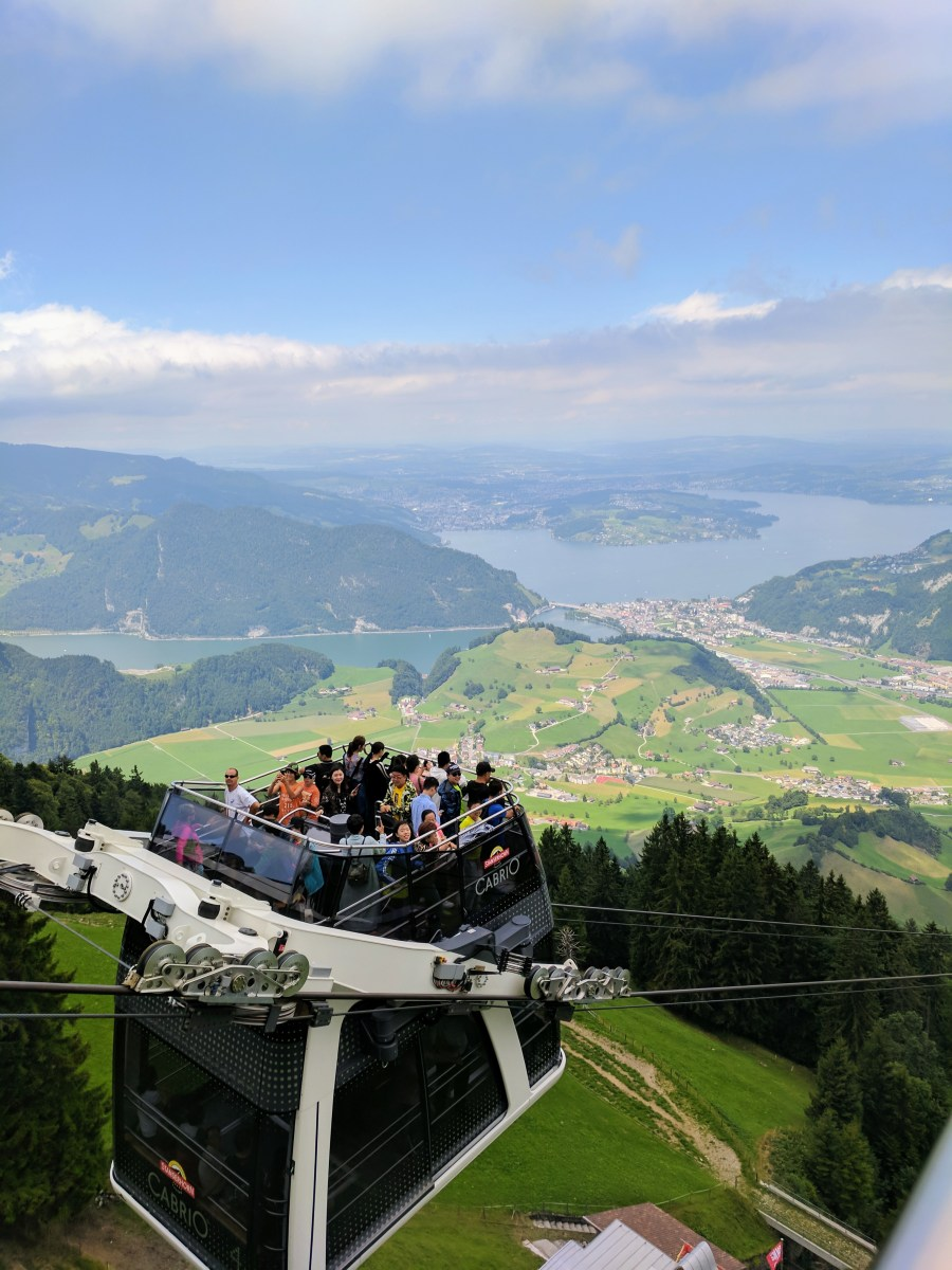 Day Trip To Stanserhorn