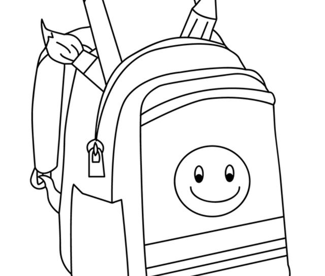 Top  Free Printable Back To School Coloring Pages Online