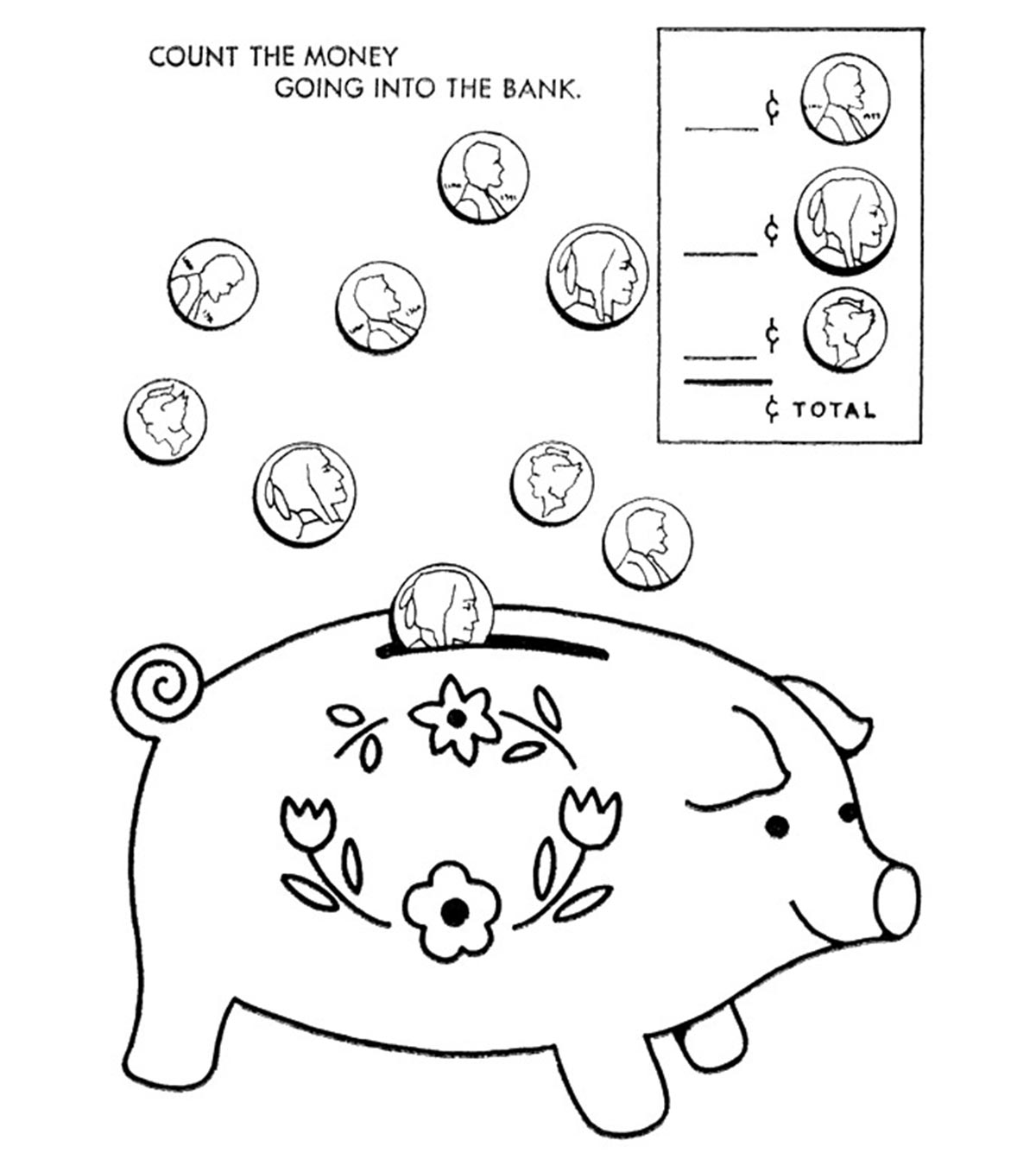 Organic Funeral Services Piggy Banks That Count Your Money