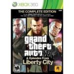 Grand Theft Auto IV: Complete on Xbox 360 – $19.99