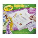 Crayola Princess Light Up Tracing Desk – $10